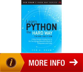 PYTHON HARD THE WAY
